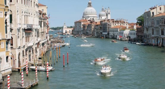 LA INCOMPARABLE Y FASCINANTE VENECIA